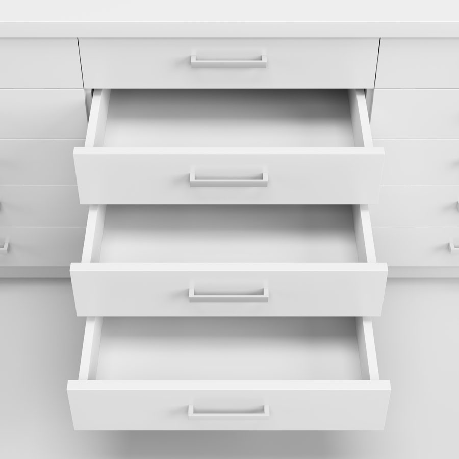 BHK DuraWrap Drawers