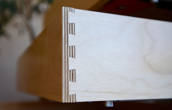 Dovetail Drawer Joint