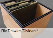 File Drawer Dividers