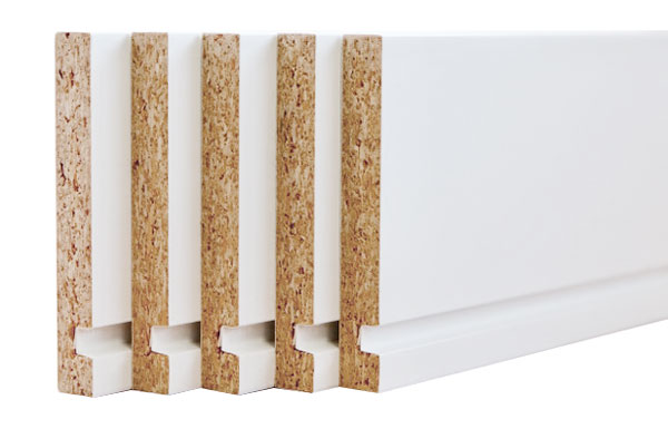 BHK SuperMatte™ Drawer Blanks White